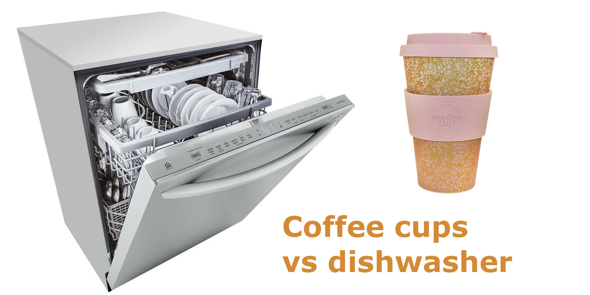 List of coffee cups that you could wash in dishwasher